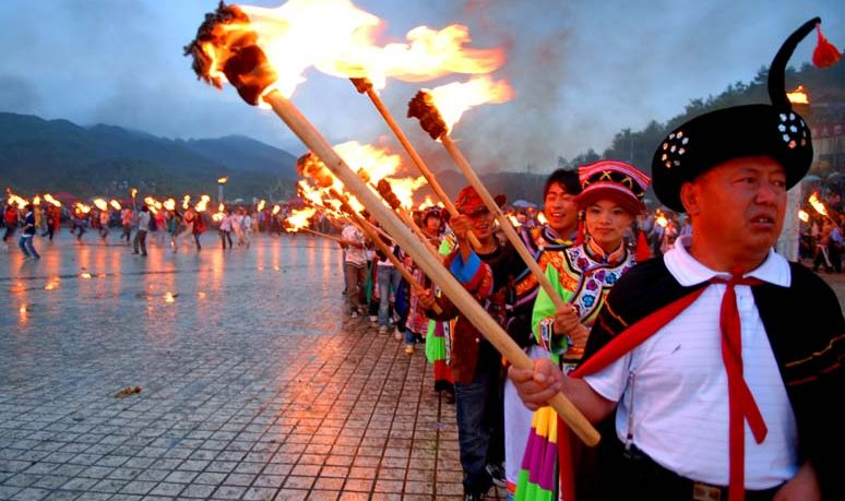 the-torch-festival-of-yi-ethnic-minority34
