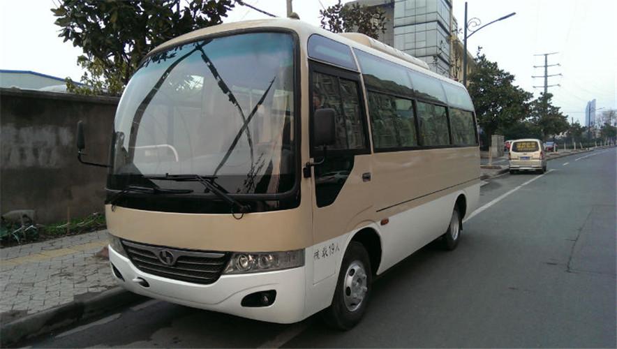 23-Seat Van