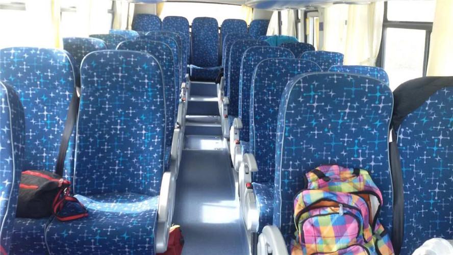 29-seat Van-01