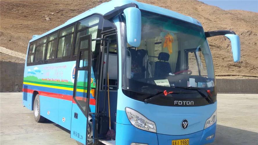 29-seat Van-02
