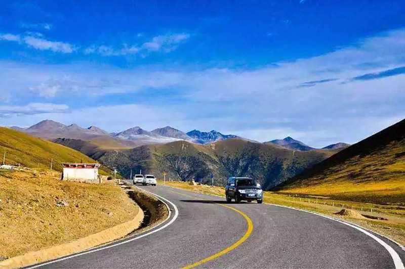 How to Get to Riwoqe County from Qamdo City (Karub District)