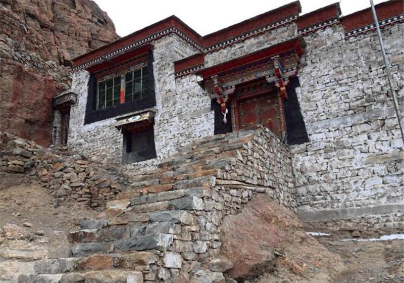 Chuku Monastery in Burang County, Ngari