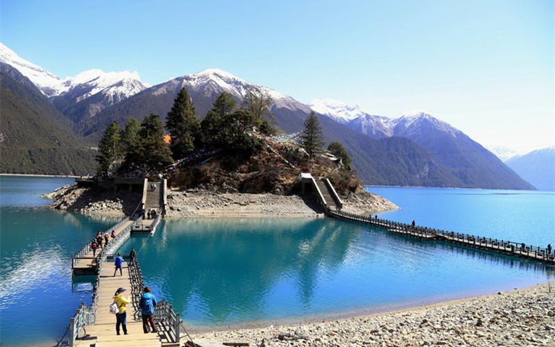 Pagsum Lake, Nyingchi