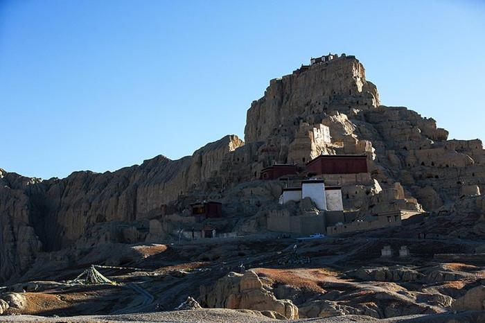 Gachong Village Historic Site in Doilungdeqen District, Lhasa
