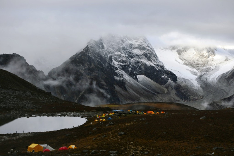 Gamagou Valley in Tingri County, Shigatse-05