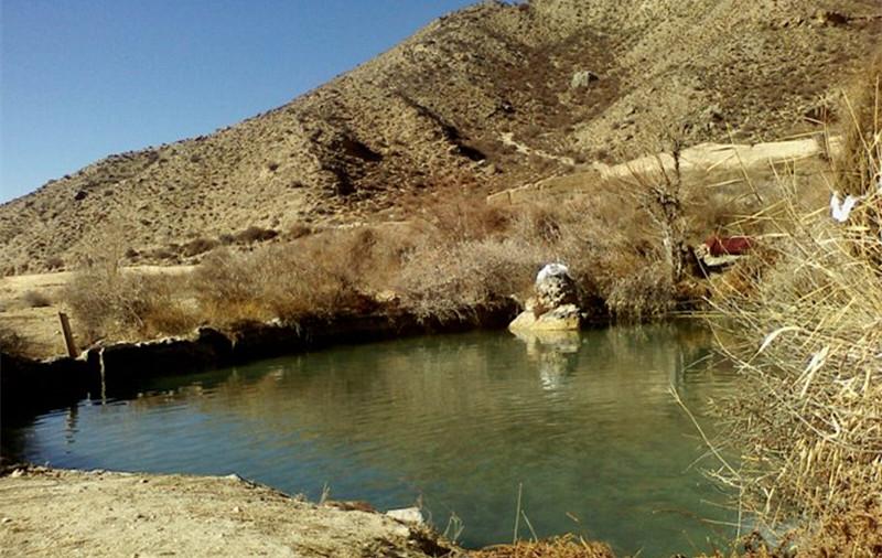 Hot Springs in Zogang County, Chamdo