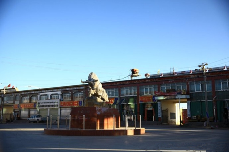 How to Get to Gerze County from Lhasa City