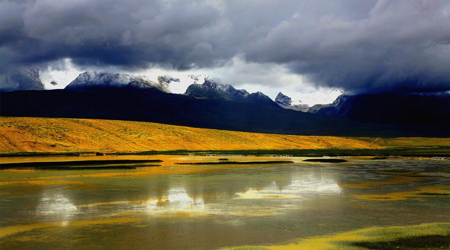 Lake Manasarovar, Ngari Tibet-04