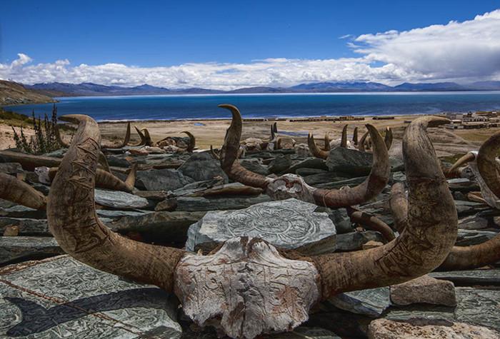 Lake Manasarovar, Ngari Tibet-07