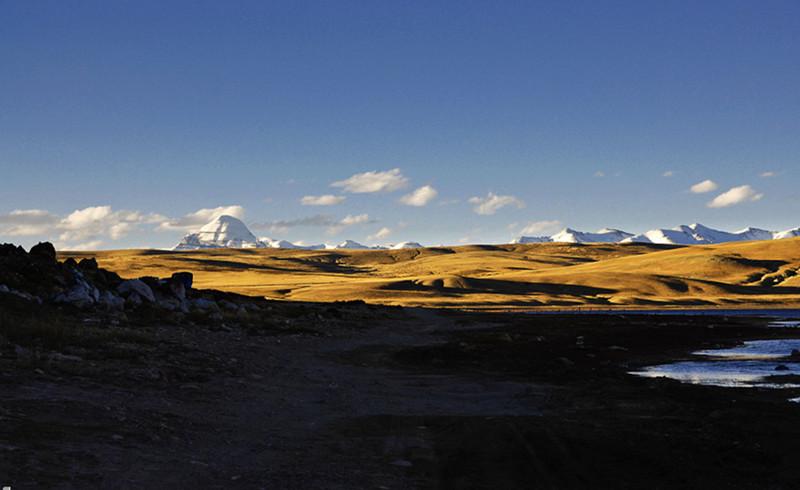 Lake Manasarovar, Ngari Tibet-10