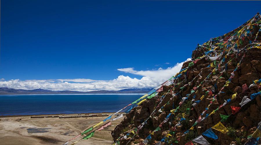 Lake Manasarovar, Ngari Tibet-11