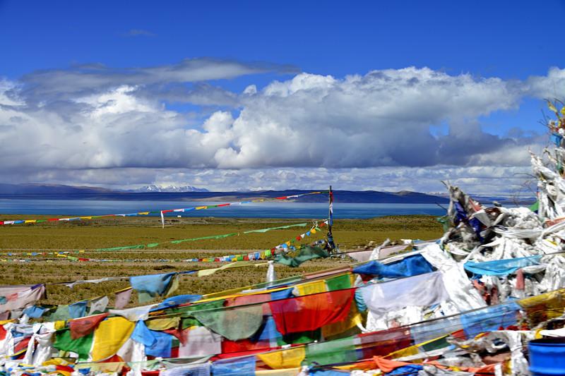 Lake Manasarovar, Ngari Tibet-16