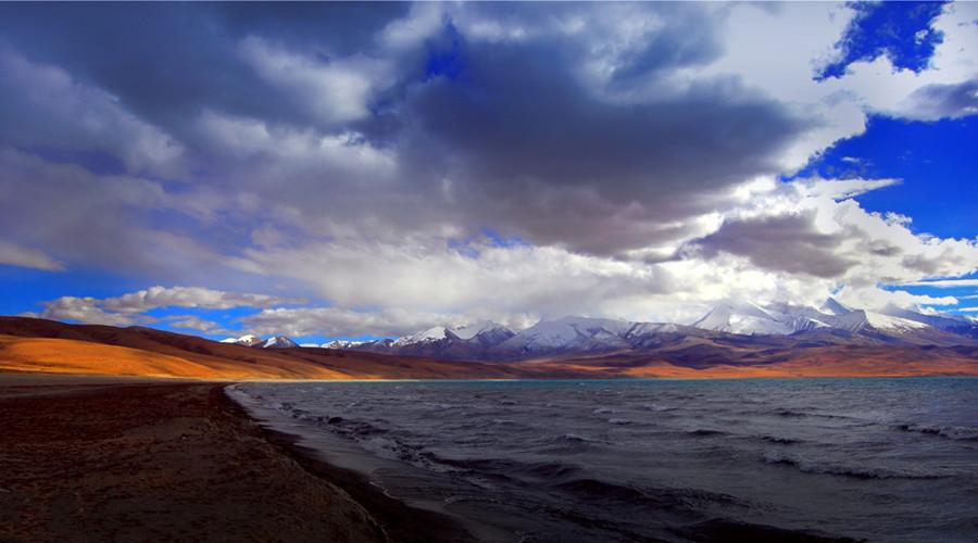 Lake Manasarovar, Ngari Tibet-22