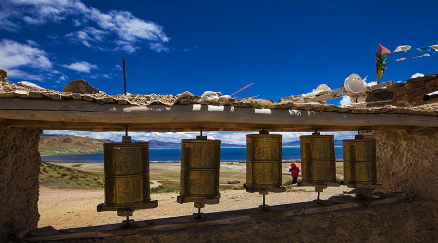 Lake Manasarovar, Ngari Tibet-24