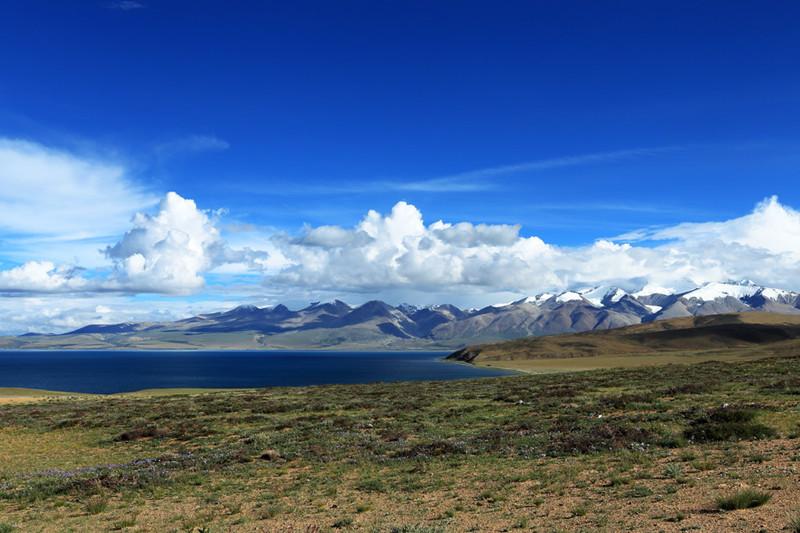 Lake Manasarovar, Ngari Tibet-25