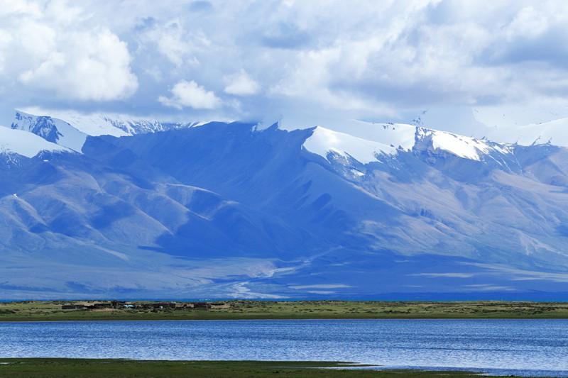 Lake Manasarovar, Ngari Tibet-26