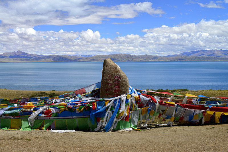 Lake Manasarovar, Ngari Tibet-27