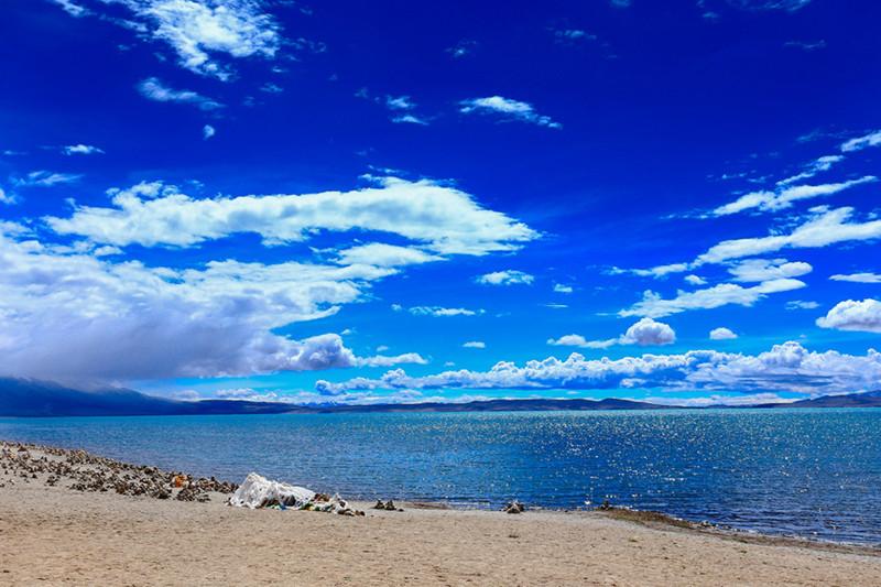 Lake Manasarovar, Ngari Tibet-28
