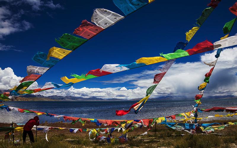Lake Manasarovar, Ngari Tibet-29