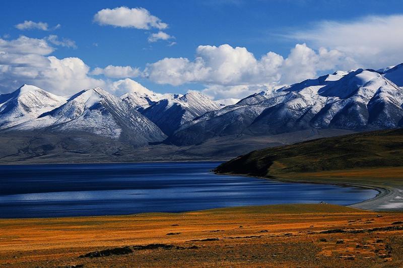 Lake Manasarovar, Ngari Tibet-32