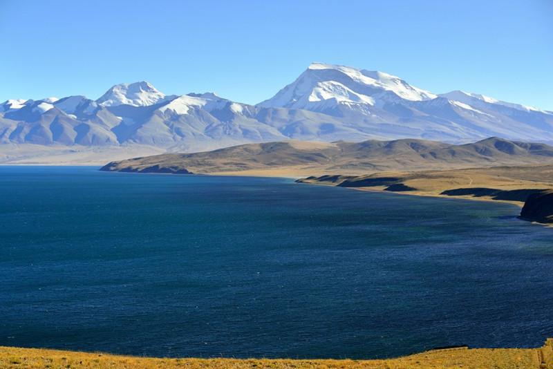Lake Manasarovar, Ngari Tibet-33