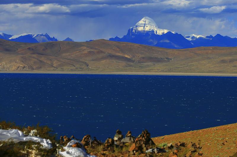 Lake Manasarovar, Ngari Tibet-34