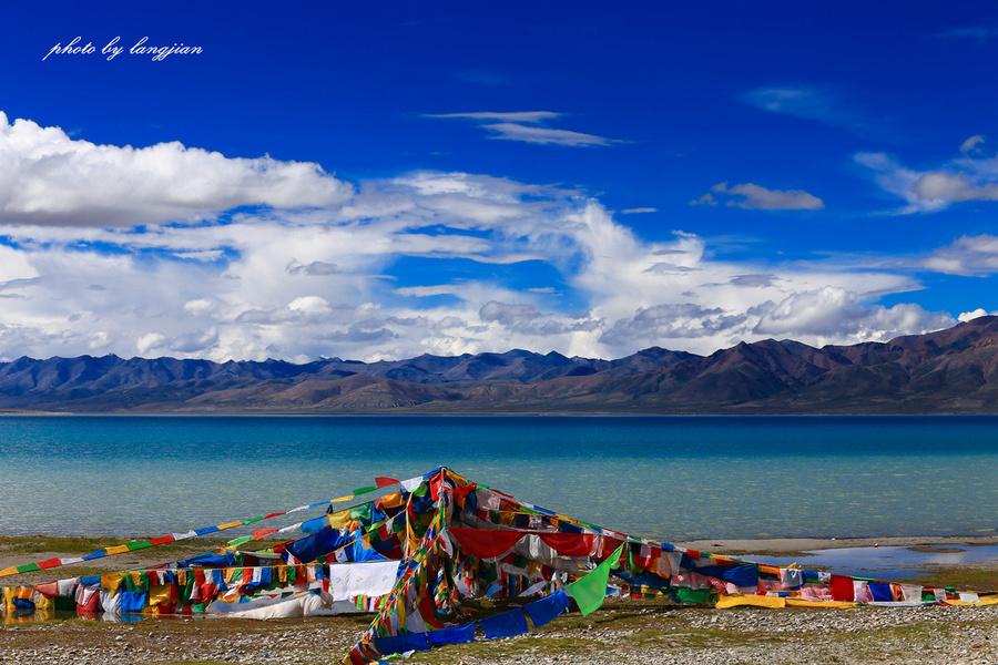 Lake Manasarovar, Ngari Tibet-38