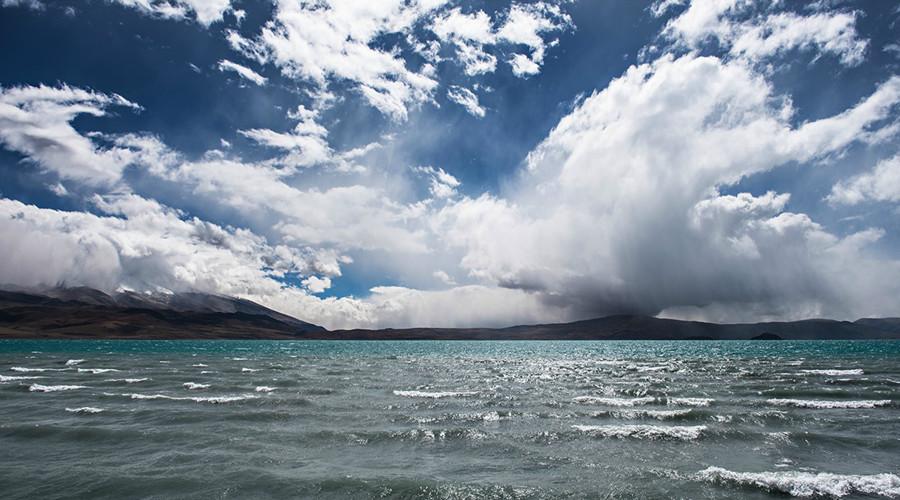 Lake Manasarovar, Ngari Tibet-39
