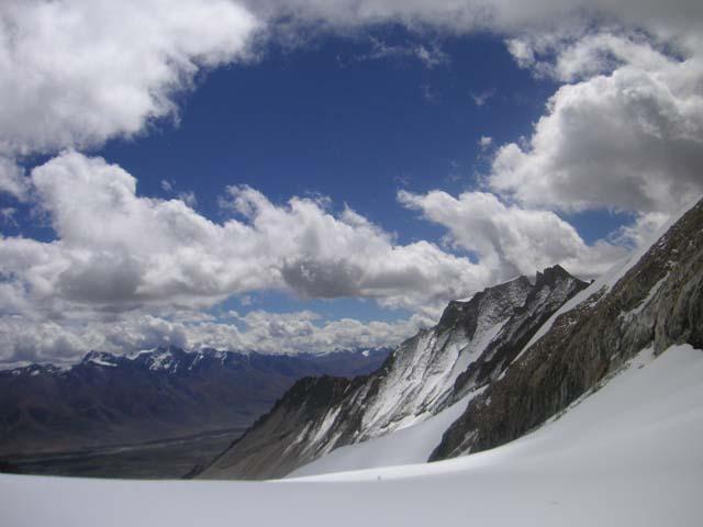 Lari Zea Peak in Quxu County, Lhasa