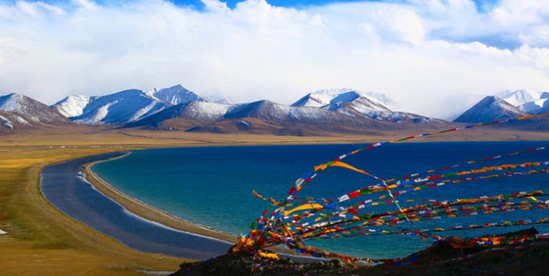 8 Days Tibet Cycling Tour from Lhasa to Namtso Lake