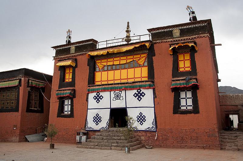 Natang Monastery, Shigatse