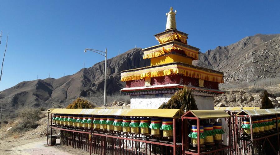 Nechung Monastery, Lhasa
