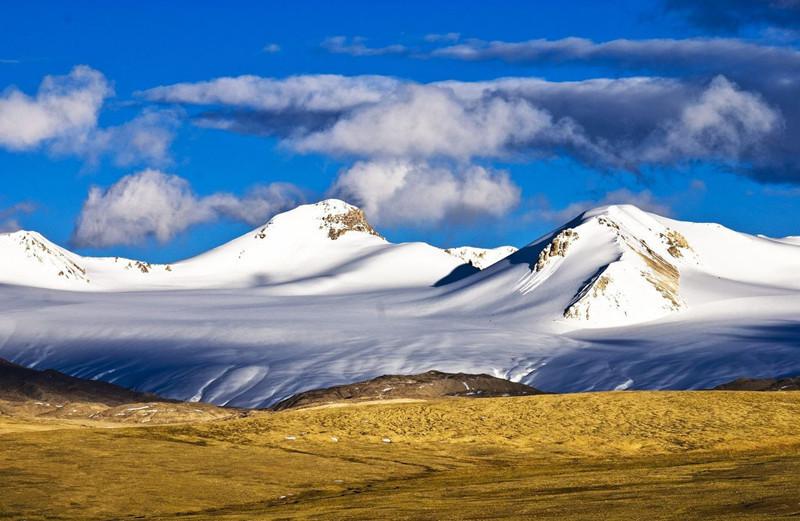 Nyenchen Tangula Mountain, Nagqu