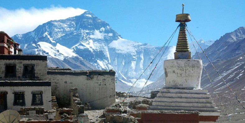 7 Days Tibet Adventure Tour to Everest Base Camp