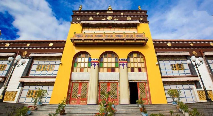 Summer Palace of Panchen Lamas, Shigatse