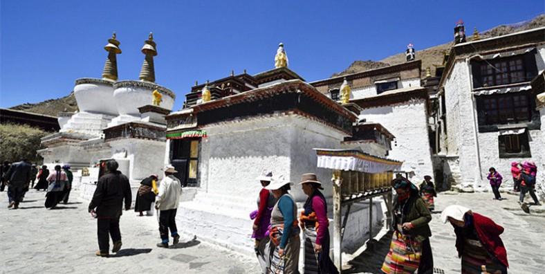 19 Days Tibet Pilgrimage Tour with Mount Kailash and Mountain Everest