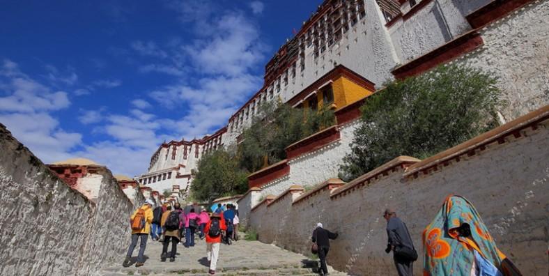 5 Days Ganden Ngachen Chenmo Festival Tour