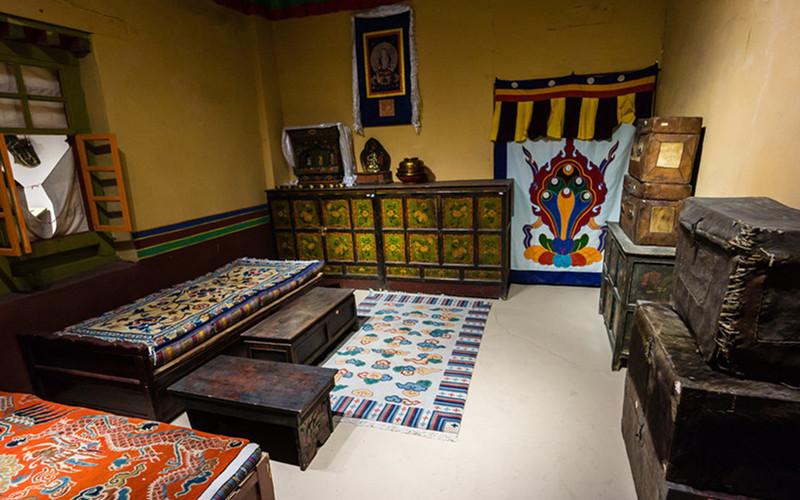 Tibet Museum, Lhasa