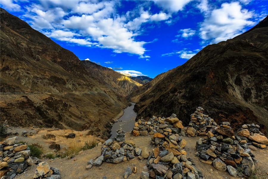 Yela Mountain Pass in Baxoi County, Chamdo