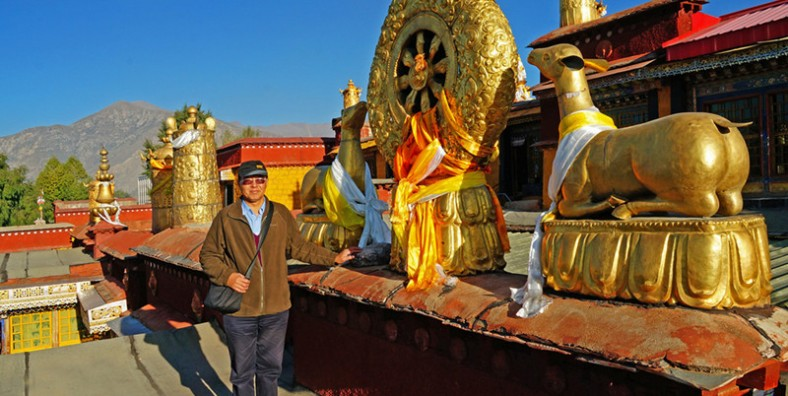 5 Days Lhasa Small Group Tour with Three Major Monasteries