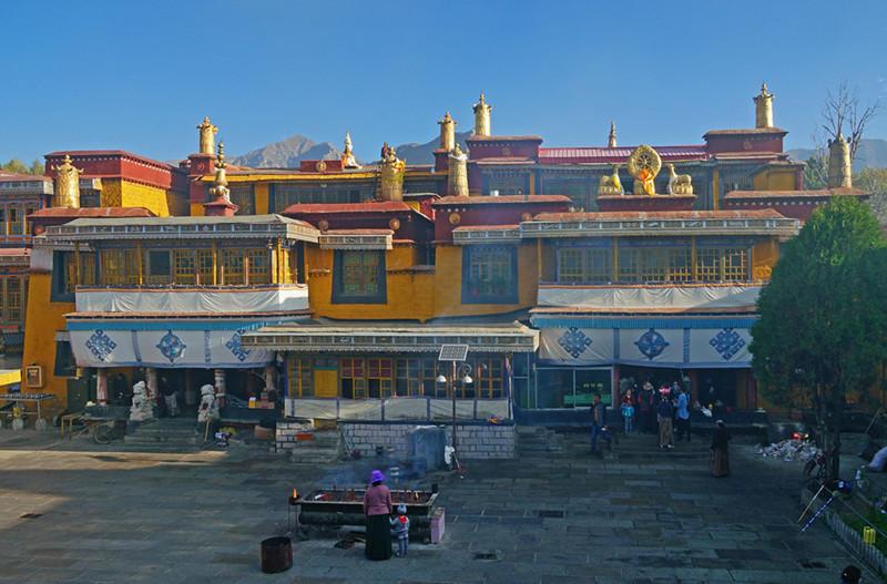 Grashi Monastery, Lhasa