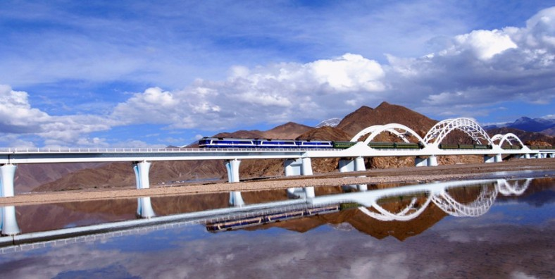 12 Days Tibet Train Tour from Guangzhou