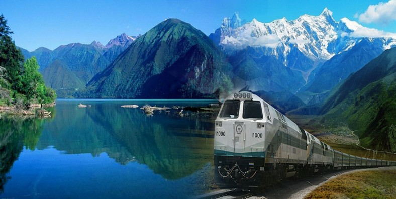 14 Days Chengdu and Tibet Tour with Mt. Everest Adventure by Train